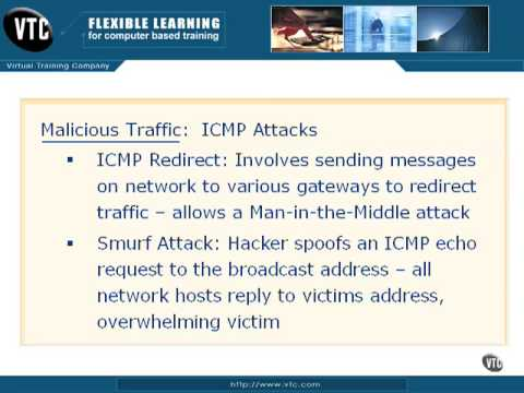 05 ICMP Attacks