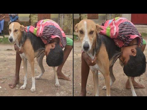 मिलिए झारखण्ड के असली 'मोगली' से   Meet Real Life Mogli From Jharkhand