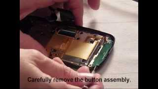 Samsung Impression Disassembly-replacing flex cable