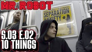 [Mr Robot] S3 E2 Ten Things You Might Have Missed | Easter Eggs & Callbacks eps3.1_undo.gz Season 3