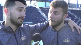 Zips Men's Soccer: College Cup 2015, Day 2