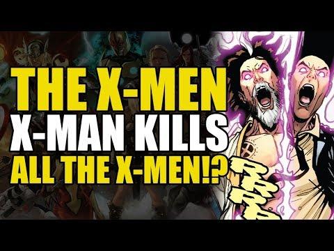 Xxx Mp4 X Man Wipes Out The X Men Uncanny X Men X Men Disassembled Conclusion 3gp Sex