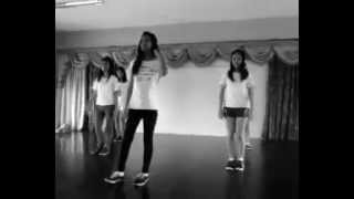 HipHop Step (CheerLeader & Dazed Confused)__By FloDeRoLayDa