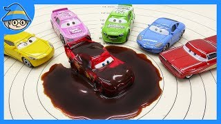 Robocar Poli toys episode. Poli slipped on chocolate syrup. It is a special day story of poli.