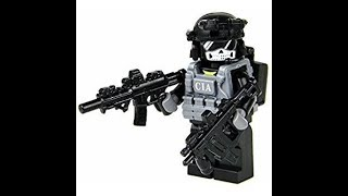 Building a Lego Base for my Minifigures!! | Lego Military/Swat/Reinforcements