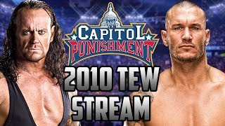 WWE 2010 - CAPITOL PUNISHMENT PPV | TOTAL EXTREME WRESTLING