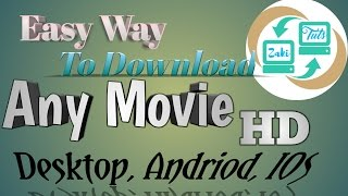 How to easily download any movie using torrent