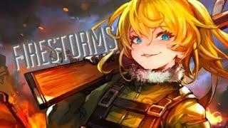 Youjo Senki - AMV - Sabaton - Firestorm