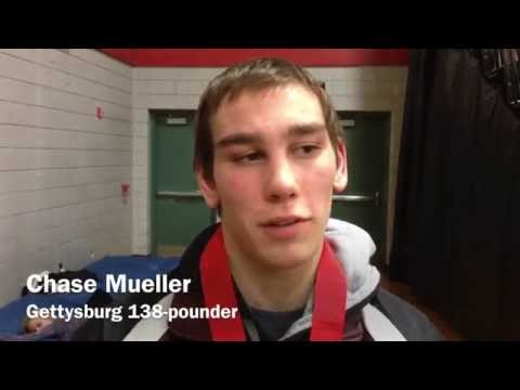 District 3 AAA Section 5 wrestling tidbits with Zurich Storm and Chase Mueller
