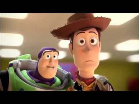 Toy Story 3 Visa Debit Card Commercial