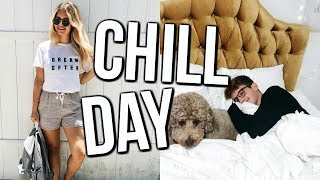 A CHILL DAY