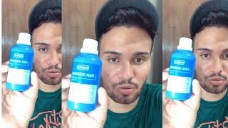 ÁGUA OXIGENADA VOLUME 10 - BENEFÍCIOS - JHUNIOR HEMBERT  #aguaoxigenada #pele #acne #rosto #mancha
