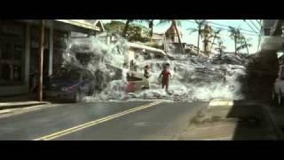 Tsunami Cenas Espetaculares do filme Além da Vida!
