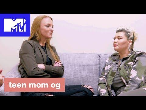 Xxx Mp4 Got Your Back Official Sneak Peek Teen Mom OG Season 7 MTV 3gp Sex