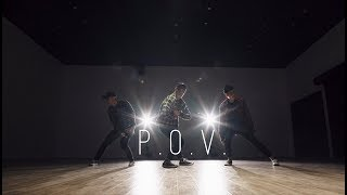 P.O.V. by DVSN | Brian Puspos Choreography | @brianpuspos @dvsndvsn