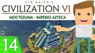 KUNG-FU ► Civilization 6 #14 [ Gameplay Español ]