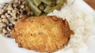 Vegan Fried Chicken Recipe - Southern Vegetarian Fried Chicken - Vegan Soul Food