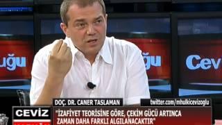 CEVİZ KABUĞU / CANER TASLAMAN / HULKİ CEVİZOĞLU (20.07.2012-Tek Parça)