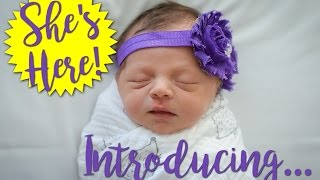 I Had My Baby! Introducing...
