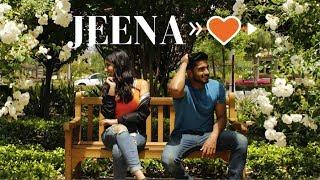 Jeena: A Meeting | Bollywood Hip Hop Choreography by Shereen Ladha | Atif Aslam | Badalapur