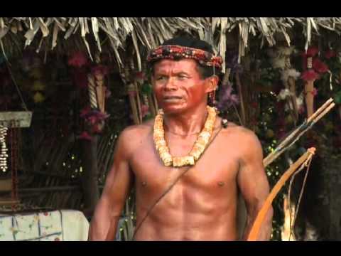 Índios Pataxós e a terra do descobrimento