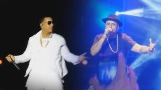 Daddy Yankee y Nicky Jam en Paraguay Concierto 2015