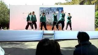 常葉学園大学 ダンス部 2011年 学園祭 ~HIP-HOP~