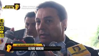 Declaraciones | Alfaro moreno - Salida de jugadores a Medellin