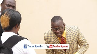So Whom Should I Punish.Teacher Mpamire (African Comedy)