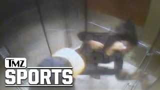 Ray Rice Knocked Out Fiancee - FULL VIDEO | TMZ Sports