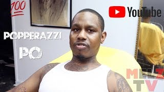 POPPERAZZI PO TALKS GETTING ROBBED IN BROOKLYN FOR HIS CHAINS IN THE PROJECTS
