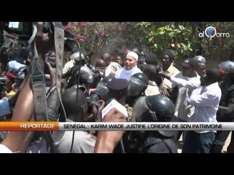 Sénégal Karim Wade justifie l origine de sa fortune
