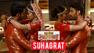 Meghna   Kunal   INTENSE Suhaagraat    एक शृंगार स्वाभिमान   Ek Shringaar Swabhimaan