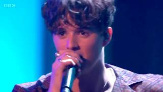 The Vamps - Personal (feat. Maggie Lindemann) - BBC1 - Michael McIntyre's Big Show. 09 December 2017