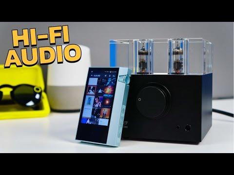 Hi-Fi Audio: Next Level Listening!
