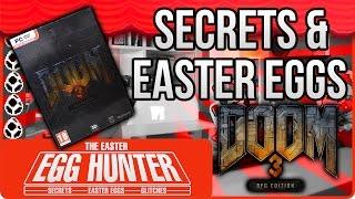 Doom 3 Secrets & Easter Eggs - The Easter Egg Hunter