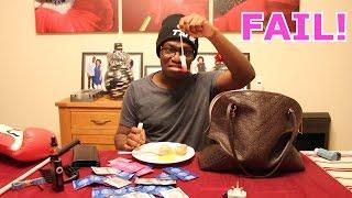 What's In My Mum's Bag? FAIL!