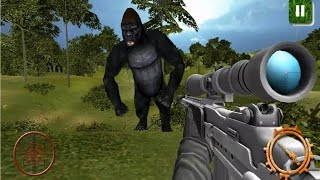 ► Gorilla Animal Hunting  Free By ImpTrax Games Android Gameplay