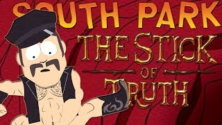 JOURNEY INSIDE MR SLAVE'S BOOTY HOLE | South Park: Stick of Truth