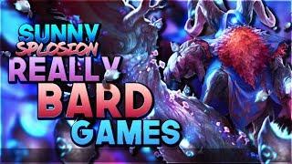 REALLY BARD GAMES