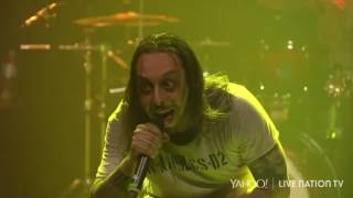 Lacuna Coil - Swamped @ Gramercy Theatre 2016