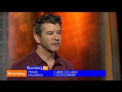 Uber CEO Kalanick Our Valuation Is 18.2 Billion