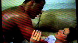 Kurt Angle kiss Steph in the NOLA