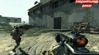 Call of Duty 4: Modern Warfare - | Missión 4 |