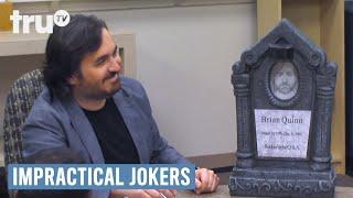 Impractical Jokers - Q's Musical Tombstone | truTV