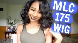 MLC 175  WIG | MAGIC LACE CURVED PART LACE FRONT| KIM K. INPSIRED BOB | COLOR: 2