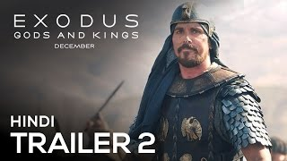 EXODUS: GODS AND KINGS | Hindi Official Trailer 2 [HD]