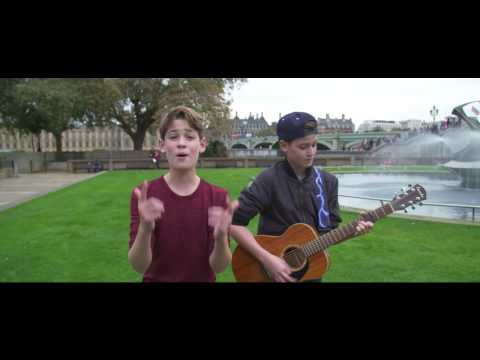 Treat You Better/Stitches Shawn Mendes Mashup // Official Max & Harvey Music Video