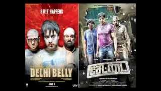 60 Bollywood Movies remade in South Indian Film Industry