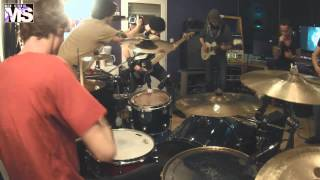 MON STUDIO live cover sessions #33 - 36 CRAZYFISTS (Bloodwork)